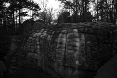 DSC_0766xbw (Hendrixson) Tags: bw bouldering millipede hp40 fwhsu