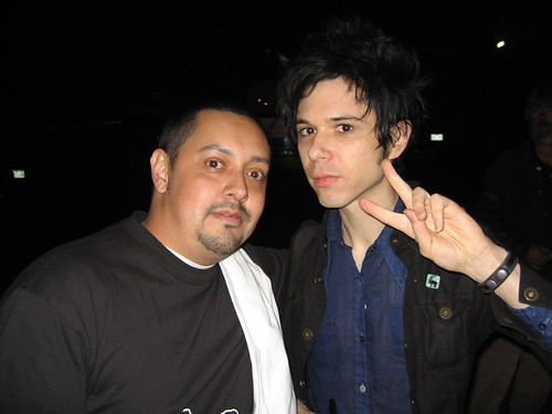 Nick Zinner of The Yeah Yeah Yeahs