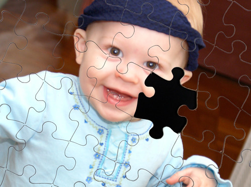 """jigsaw puzzle"" effect (help needed)"