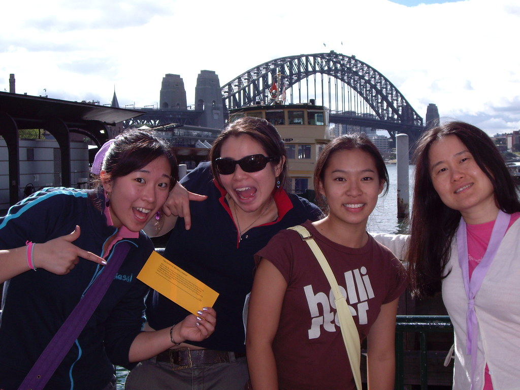 Asians in sydney
