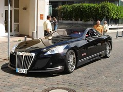 maybach29 (Naugahyde) Tags: maybach exelero