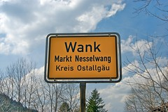 Where Wankers Come From (allanimal) Tags: sign tag3 taggedout germany bayern topv555 tag2 tag1 wanker 100v10f wank allanimal