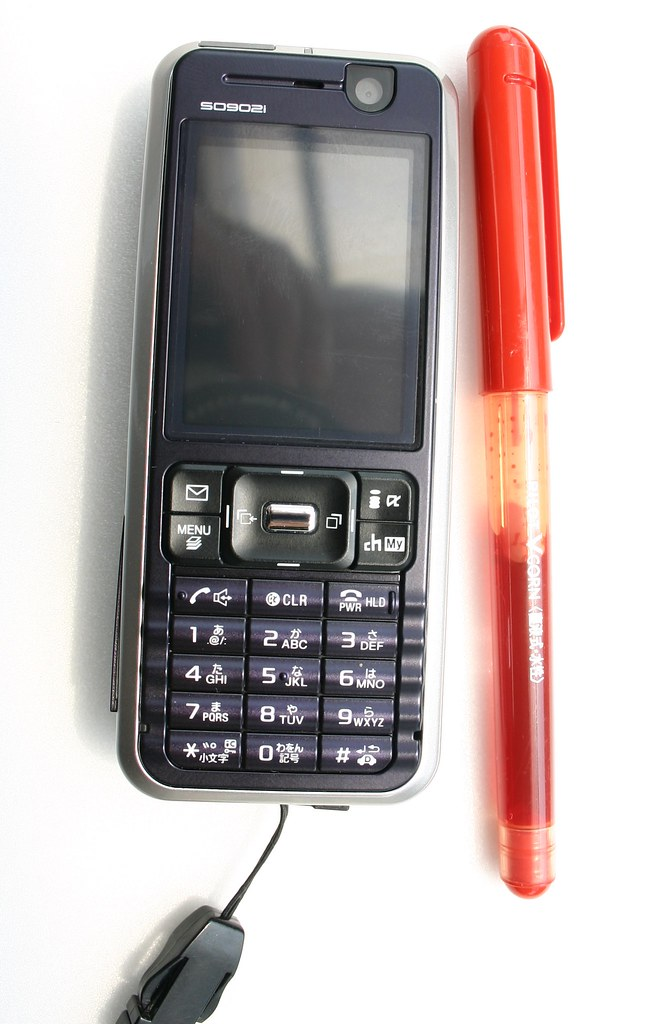 Sony mobile phone SO902i