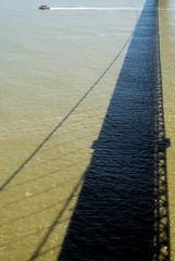 shadow (nahlinse) Tags: sanfrancisco shadow bay goldengatebridge bayarea d200 intheshadowutata utataview