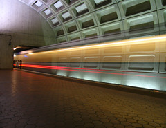 Metro: 8 Second #5 (Bill in DC) Tags: washingtondc metro 2006 foggybottom powershotpro1