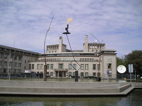 International Criminal Court by Simon Varwell.