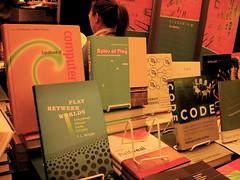 Books (Mads Boedker) Tags: montreal books jesperjuul tltaylor chi2006 mitpress