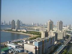 CIMG6115.JPG (kylemac) Tags: japan kyle tokyo tv fuji dom may 2006 dominique macdonald fujitv oneredpaperclip
