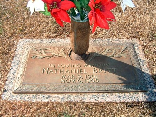 Nathaniel Britt