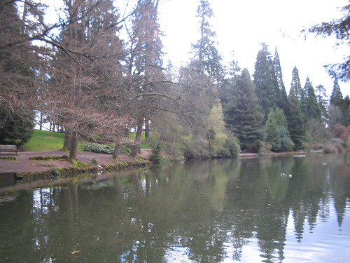 Laurelhurst Park April '06