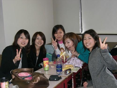Izumi, Yoshie, I will miss you.