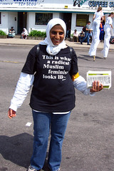 this is what a radical muslim feminist looks like tshirt