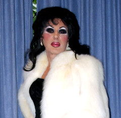 Sultry (Christine Fantasy) Tags: evening feminine makeup christine fantasy transvestite gown crossdresser transsexual shemale