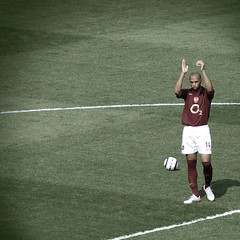A Farewell to Highbury from Thierry Henry - by atomicShed