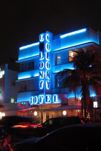 Miami - South Beach: Colony Hotel