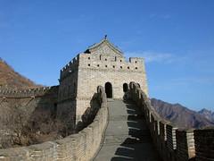 At the Great Wall - Simatai (Pat Rioux) Tags: china wall great muraille simatai