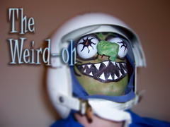 The Weird-Oh - by Max Sparber