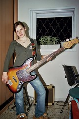 Bass Girl - by Or Hiltch
