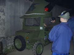 car with hat 2 (alexandromaurizio) Tags: 2006 alpini asiago adunata