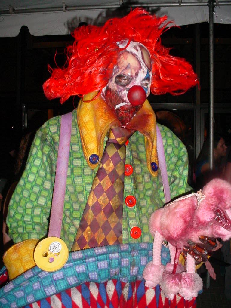Poltergeist Clown Doll Rpf Costume And Prop Maker Community