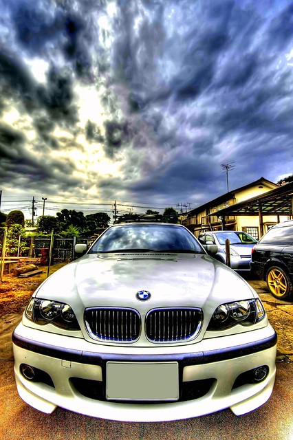 bmw hdr