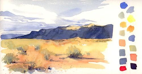 Primary Desert