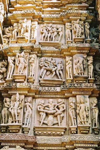 Los templos eróticos de la India: Khajuraho