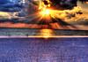 HDR - Beach DV 2 (worldwidewandering) Tags: ocean 2002 sunset usa beach gulfofmexico america d50 florida united experiment nikond50 states hdr stpetersburgbeach photomatix 5xp worldwidewandering