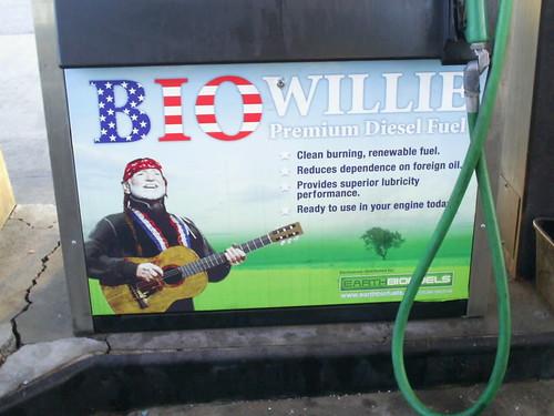 bio-willie nelson diesel