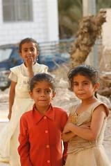 Young unveiled girls smiling - Yemen (Eric Lafforgue) Tags: republic arabic arabia yemen arabian ramadan yemeni yaman arabie yemenia jemen lafforgue arabiafelix  arabieheureuse  arabianpeninsula ericlafforgue iemen lafforguemaccom mytripsmypics imen imen yemni    jemenas    wwwericlafforguecom  alyaman ericlafforguecomericlafforgue contactlafforguemaccom yemenpicture yemenpictures