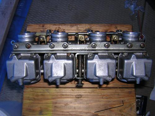 Yamaha XJ750 Carburetor Bowls - Hitachi