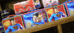 Superman Lunch Boxes