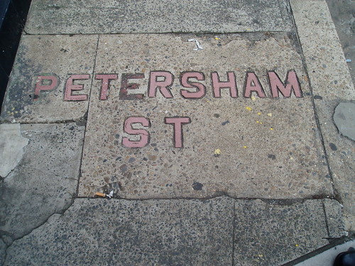 petersham st