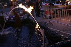 Water Fire Light (smashz) Tags: fire burningman candlestickpark blackrockartsfoundation blackrockarts fireartsfestival fireart