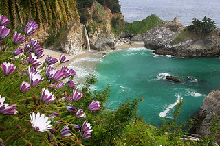 McWay Falls Afternoon