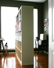 studio from the doorway - by Laurie | Liquid Paper