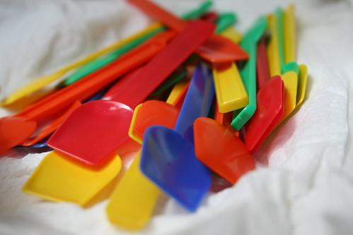 Gelato Spoons