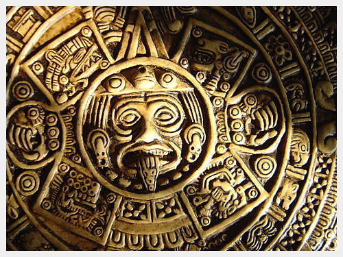 Inca Calendar by azwethinkweiz.