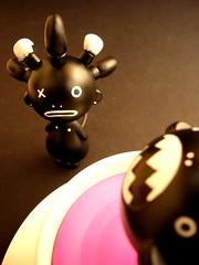 Tamo by Lunartik (Andy Woo) Tags: show toy toys platform mini figure custom customs ttf lunartik taipeitoyfestival tamo crazylabel takeapeek alfredomejia