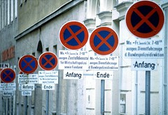 Signs of madness (aremac) Tags: vienna wien signs schilder streetsmilecontest2