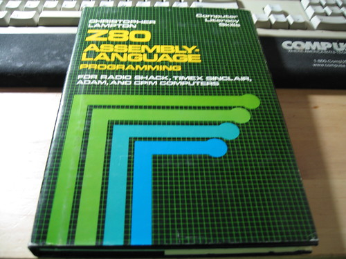 Flickriver: Photoset 'Z80 and CP/M Books' by mrbill