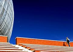 Air! (Pensiero) Tags: sky woman seagulls rome roma geotagged wind air steps portfolio renzopiano boundaries auditorium confini selectedasthebest spselection 4elementiaria 4epensiero utatafeature architetturaromamor fotodelmese200607romamor geo:lat=41929046 geo:lon=12475099 winnerflickrsweekly50contest blselect flickrjobdiff sintedi selexb seledn romasel13