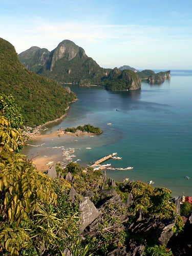 El Nido View by judithdistal