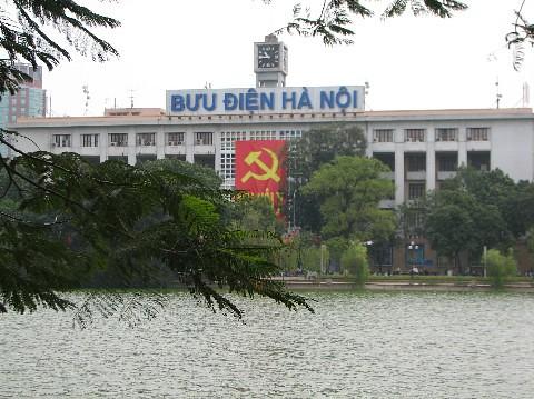 Buu dien hanoi- Ho Hoan Kiem