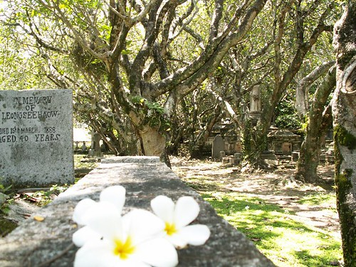 Christian Cemetery - Penang Heritage Trial