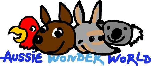 Aussie WonderWorld logo