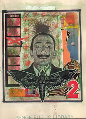 Avida Dollars (ART NAHPRO) Tags: collage nahpro dali dollars salvadore avida