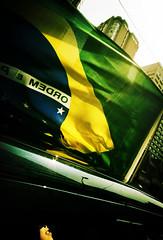 Sliver Of Fandom (dzgnboy) Tags: toronto car brasil football flight celebration worldcup rodolfo interestingness9 isabela myeverydaylife dzgnboy img5613 drivingnhonkin