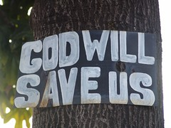 God will save us