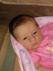 Hannah Relaxing (Hannah's) Tags: baby hannah awake